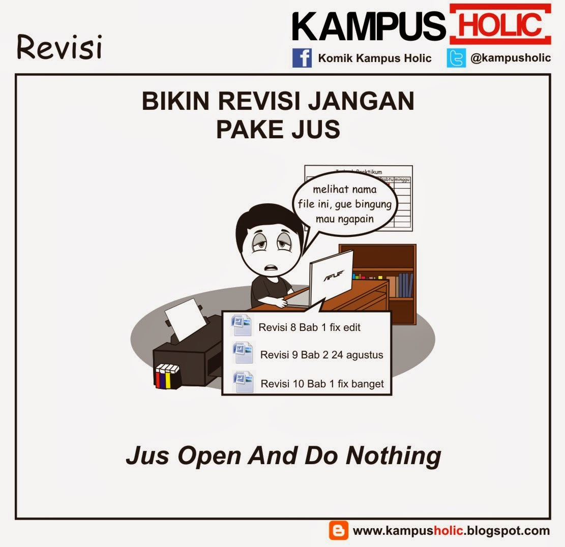#466 Revisi, jus open and do nothing