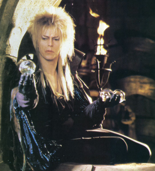 Writer's Desk: Labyrinth Gets Graphic Novel Prequel? Labyrinth 1986 Sarah