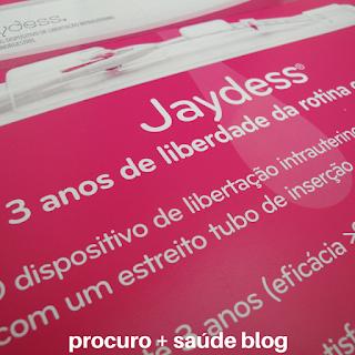 DIU jaydess® e a menstruação