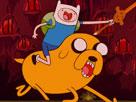 Finn Jake Altın Toplama Oyunu