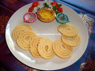 images for Thengai Paal  Murukku Recipe / Coconut Milk Murukku Recipe