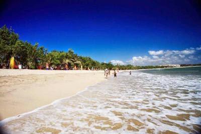 Pantai Kuta - Tempat Wisata Bali