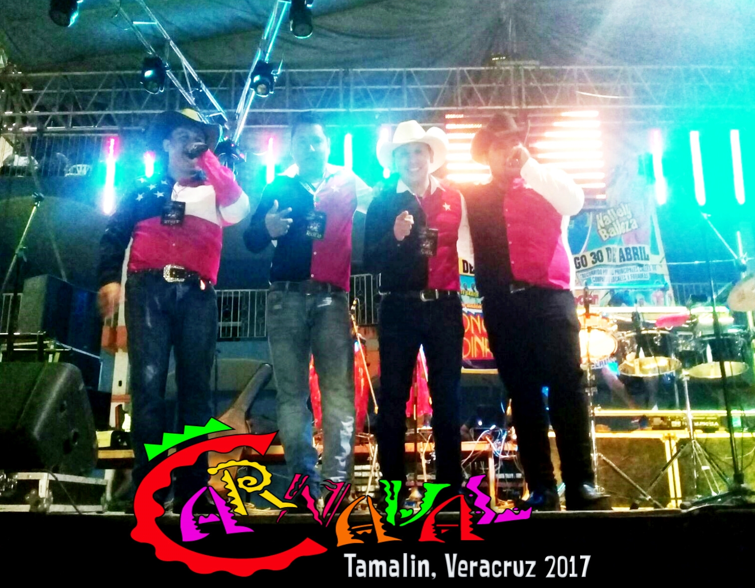 Carnaval Tamalin Veracruz 2017