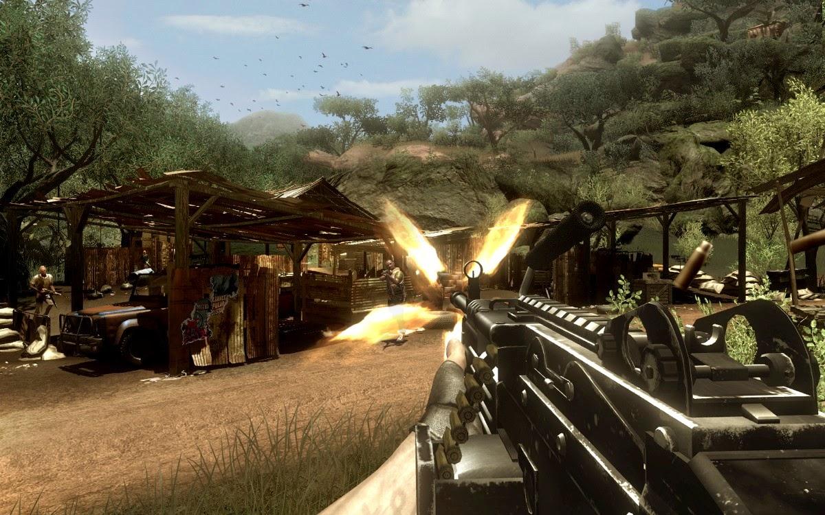 Far Cry 2 portable y en español (1 solo link mega)