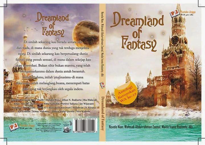 Antologi 3: Dreamland of Fantasy