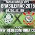 PALMEIRAS x CORINTHIANS - BRASILEIRÃO - 06/09 - 16hs