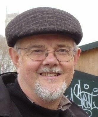 Author photo Steve Maloney