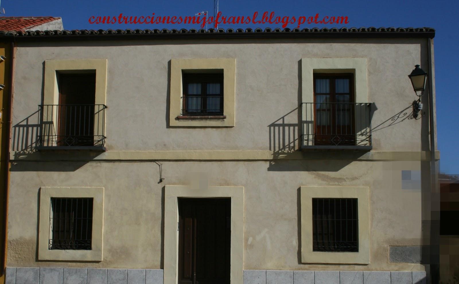 Construcciones mijofran s l restauraci n casa antigua - Rehabilitacion de casas antiguas ...