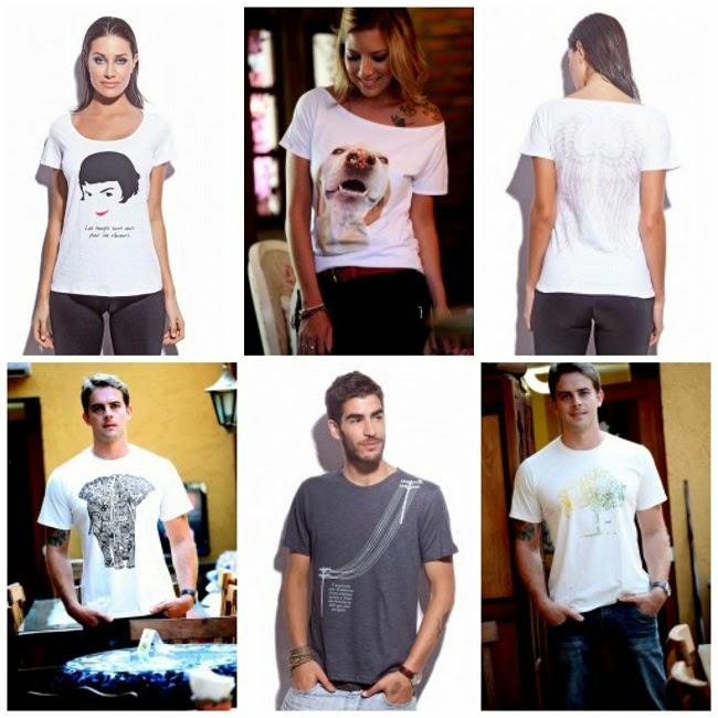 Camisetas Popi Alexandre