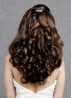 Hair Cuts  Long Curly Hair on Bridal Hairstyles For Long Curly Hair  Bridal Hairstyles For Long Hair