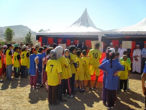 مجموعة مدارس فاصك تتألق في الملتقى الثاني لألعاب القوى براعم