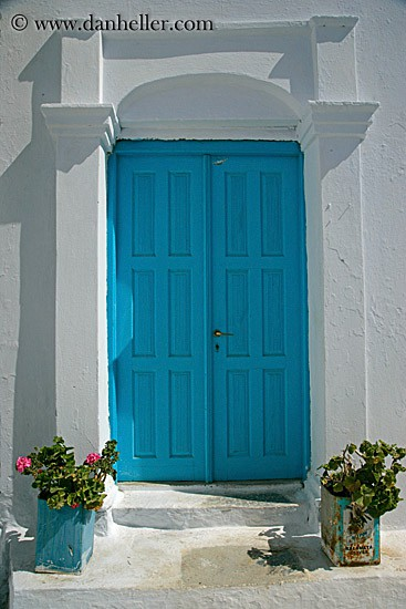 Blue Front Door Alluring With ella & baba: Blue Front Doors Pictures