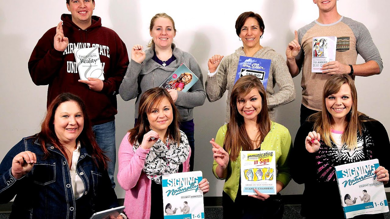American Sign Language Certification Programs