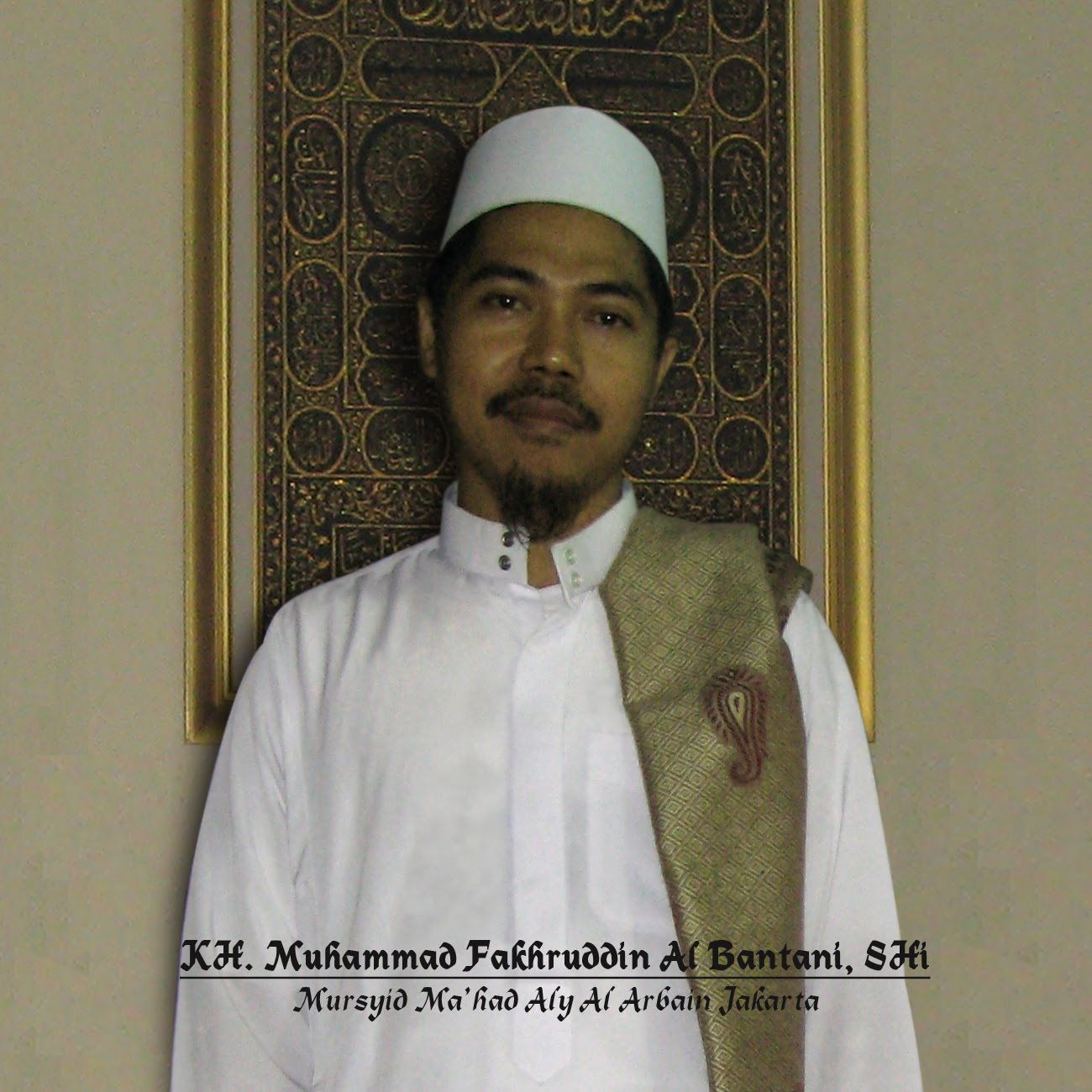 KH Muhammad Fakhruddin Al Bantani, SHi