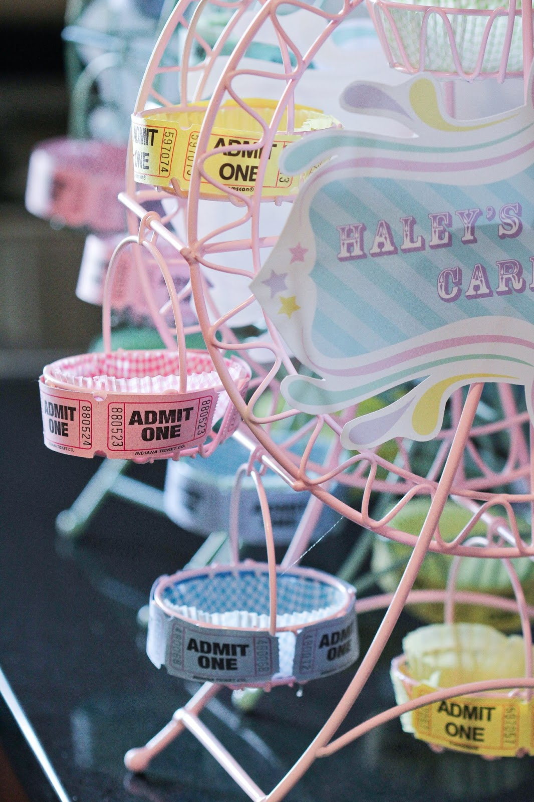 Setting the Mood: PASTEL CARNIVAL PARTY