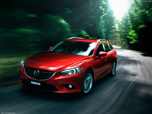 The picture of Mazda 6