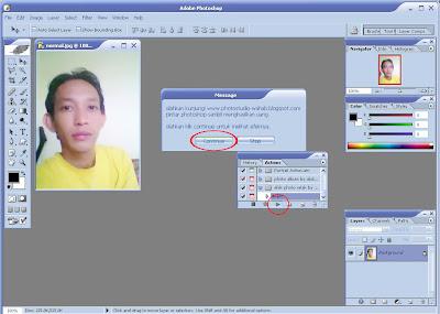 Cara Menggunakan Action Script Photoshop5