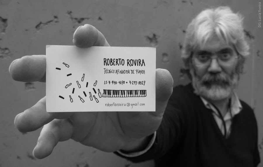 Diario de un afinador de pianos, por Roberto Rovira.