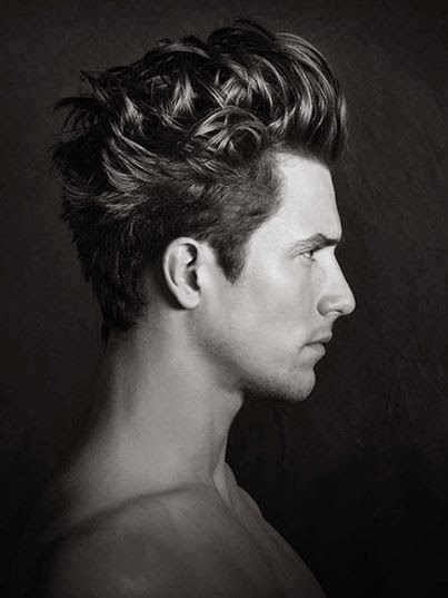 Hairstyle For man, Handsome Hairstyle For man, new 2014 Hairstyle for man