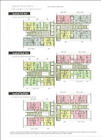 ciputra world jakarta 2 floor plan layout denah unit