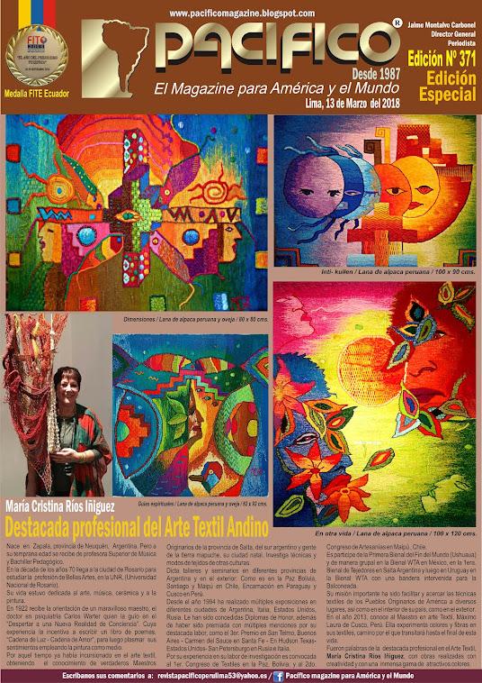 Revista Pacifico Nº 371 Edición Especial