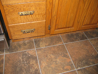 This Is A Laminate Floor Called Kenyon Slate It Looks Like Ceramic