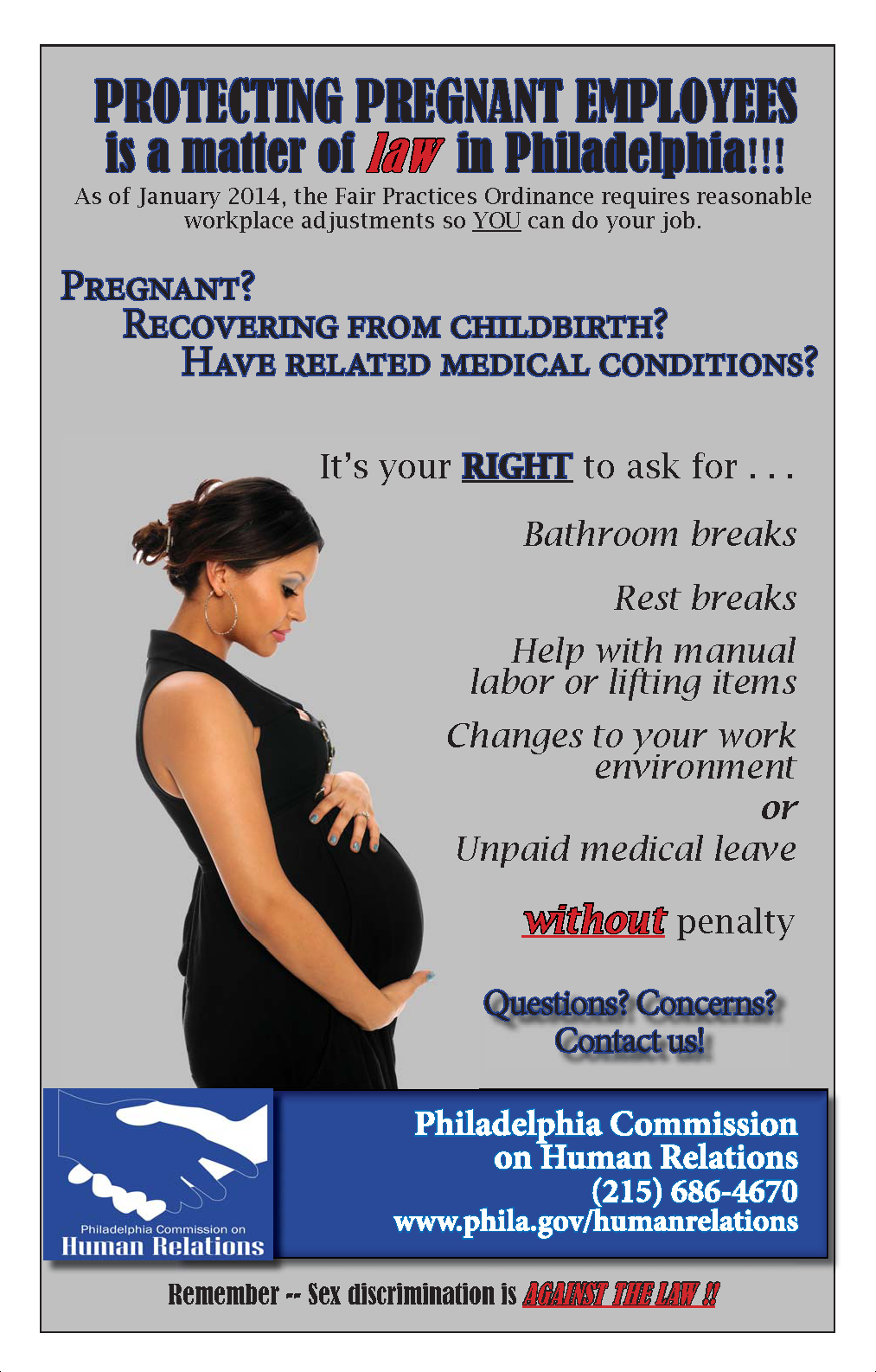 how to win a pregnancy discrimination lawsuit