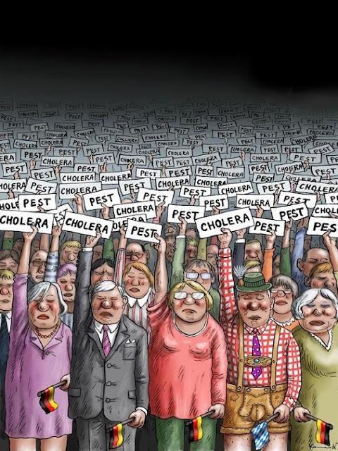 Bundestagswahl 2013: Deutschland wählt zwischen Pest und Cholera