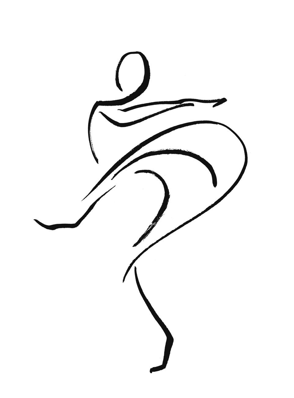 Eglantine rouge programme 2013 2014 danse - Dessin de danseuse moderne jazz ...