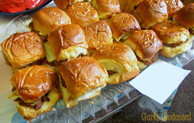 Sausage Sliders