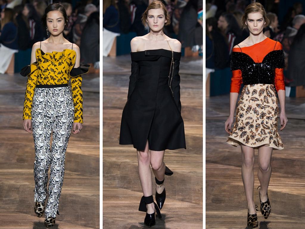 Paris Fashion Week Haute Couture SS16 Christian Dior