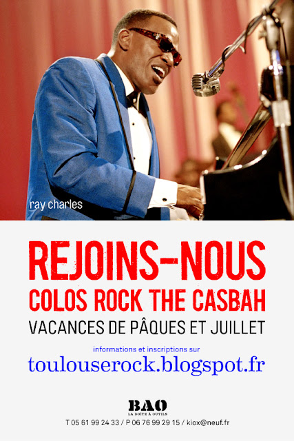 la colonie de vacances en Haute-Garonne ROCK THE CASBAH