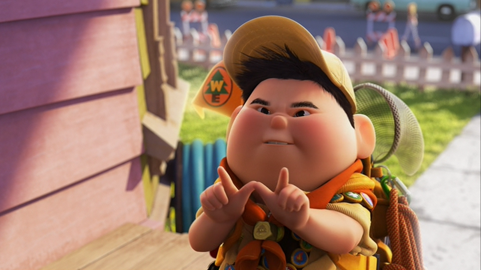 8 pixar characters that could start as a patriots qb