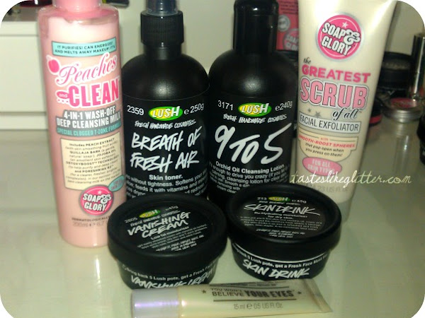 Skincare Regime Overhaul.