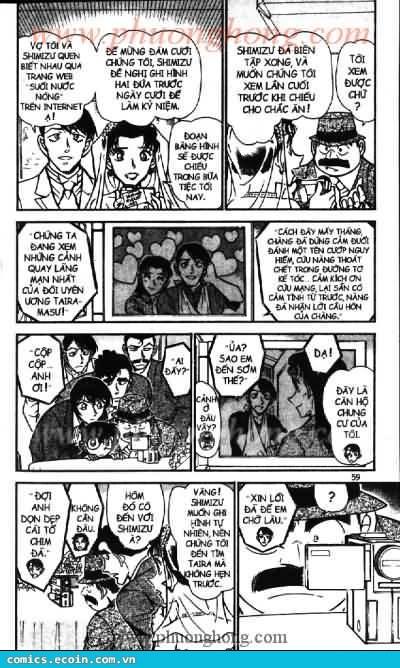 Detective Conan - Thám Tử Lừng Danh Conan chap 536 page 5 - IZTruyenTranh.com