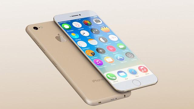 'iPhone 7' pode ser à prova d'água