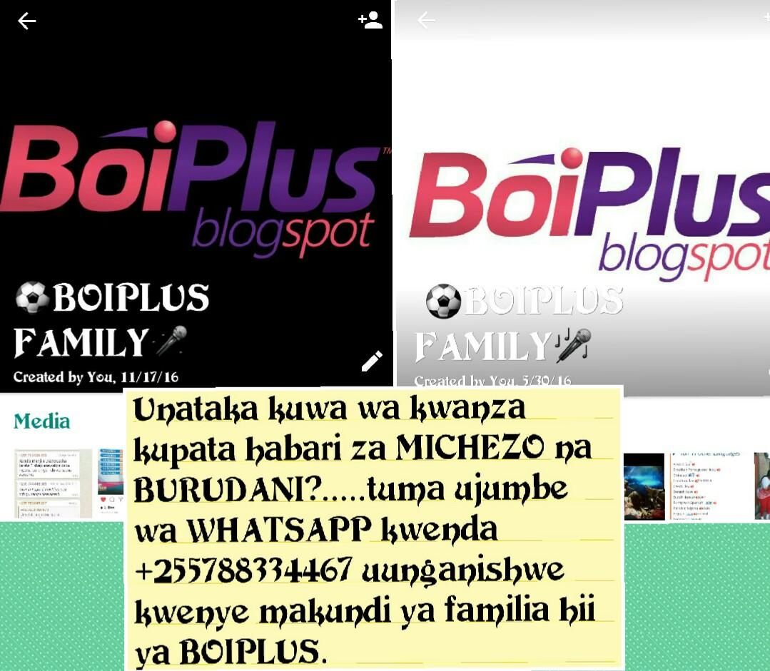 JIUNGE KATIKA FAMILIA YA BOIPLUS
