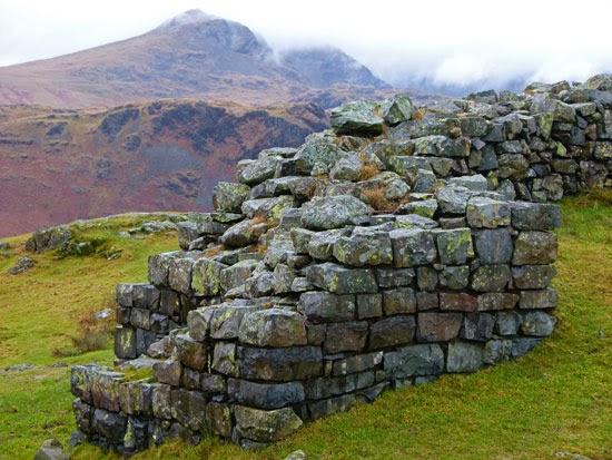 Roman fort construction, about Britain, Mediobogdum