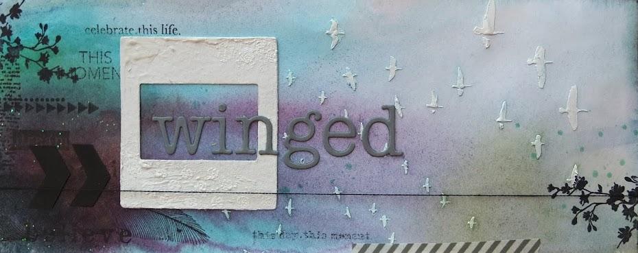 """""""Подари мне крылья"""" - Winged"""