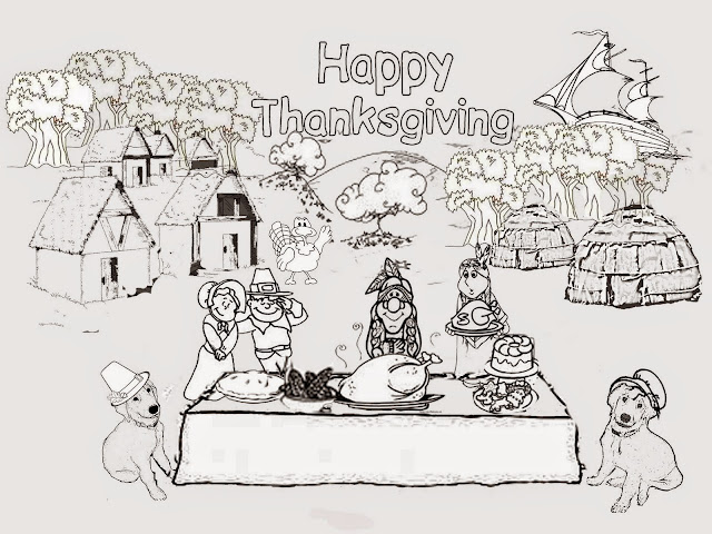 Thanksgiving coloring.filminspector.com