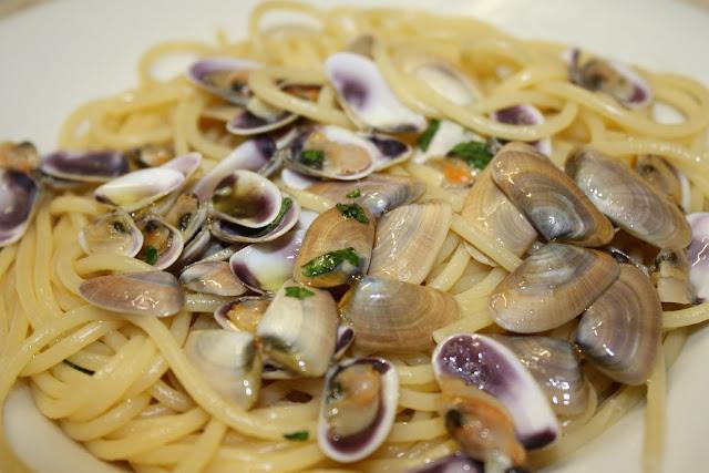 spaghetti telline