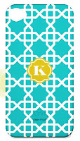 Moroccan Fretwork iPhone 4 Case Cover