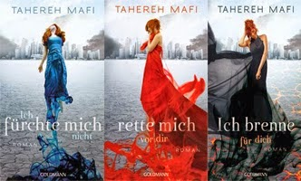 Ich fürchte mich nicht Buchreihe Deutsches Cover - Let's Talk About