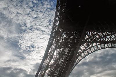 Torre Eiffel, París.