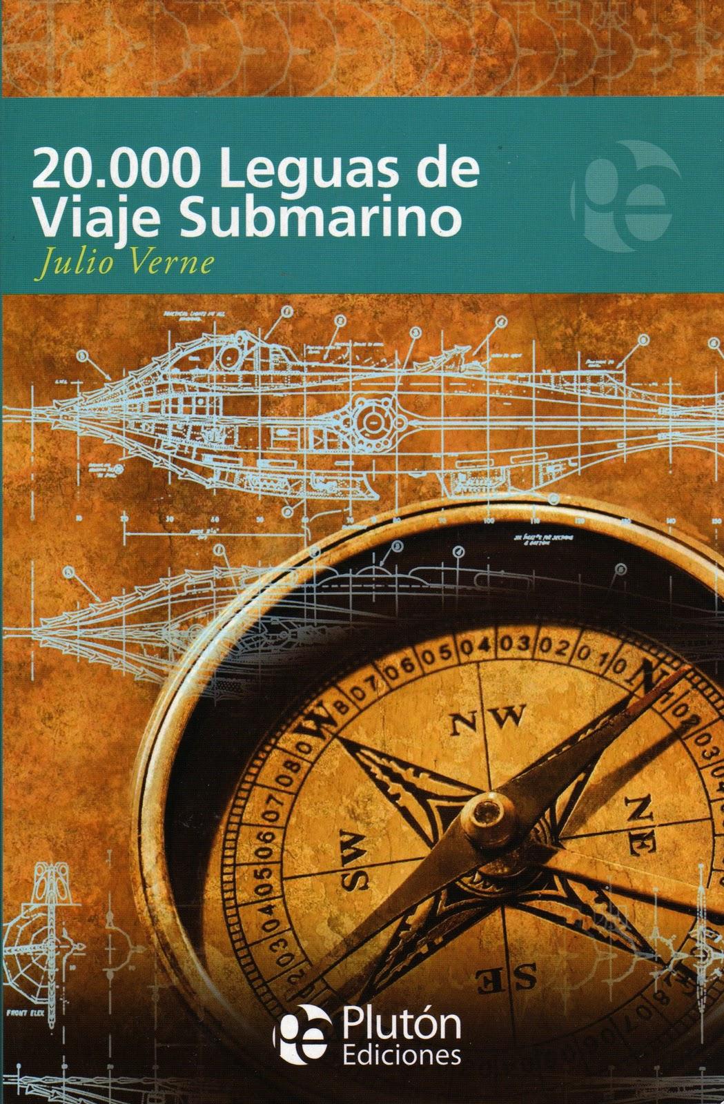 Descargar 20000 legual de viaje submarino de julio verne en epub y pdf gratis