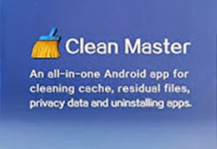 Clean Master android cleaner
