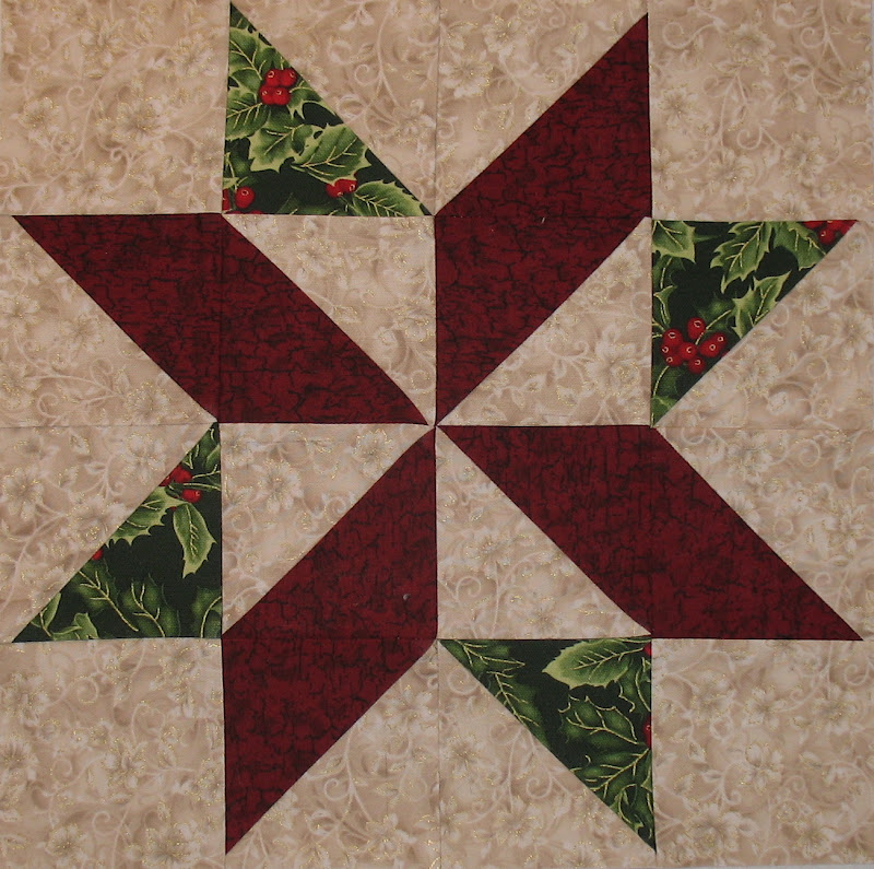 Pinwheel Quilt Block Template : Neighborhood Quilt Club: Pinwheel Star - Quilt Block Tutorial