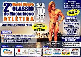 Evento de Musculação
