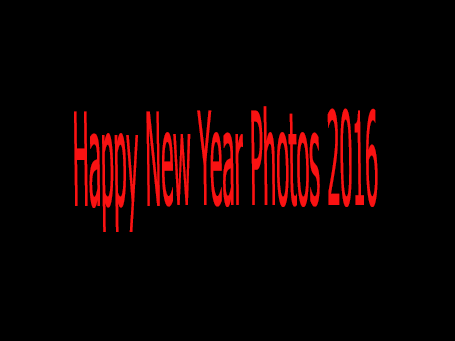 Happy New Year Photos 2016