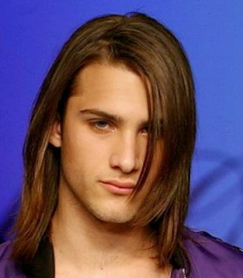 Dashing Hairstyles For Men With Long